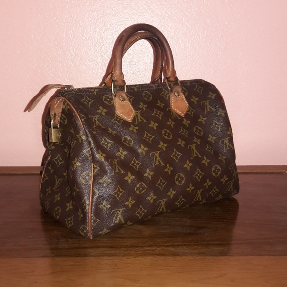 Louis Vuitton Handbags - Vintage pre 80 s Louis Vuitton Speedy 30 Bag! 2475417e7c